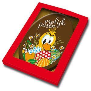 Paaschocolade Tablet