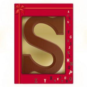 Chocoladeletter 80g