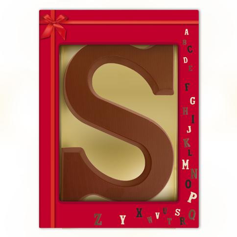 SM1 ChocoladeletterSmelk