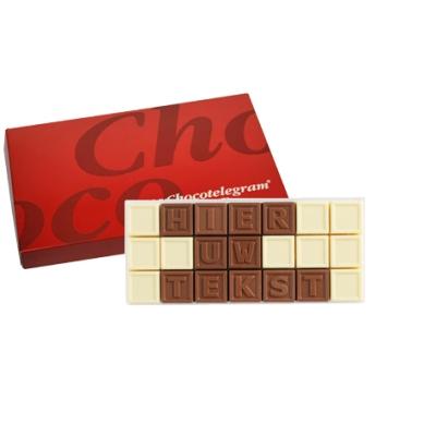 Chocotelegram Relatiegeschenken Chocolade CTC21
