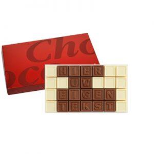 Chocotelegram 28 Blokjes