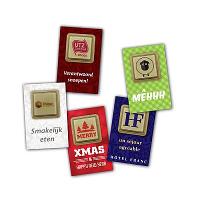 Chocard Logochocolade