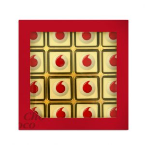 Chocogiftbox 16 Blokjes