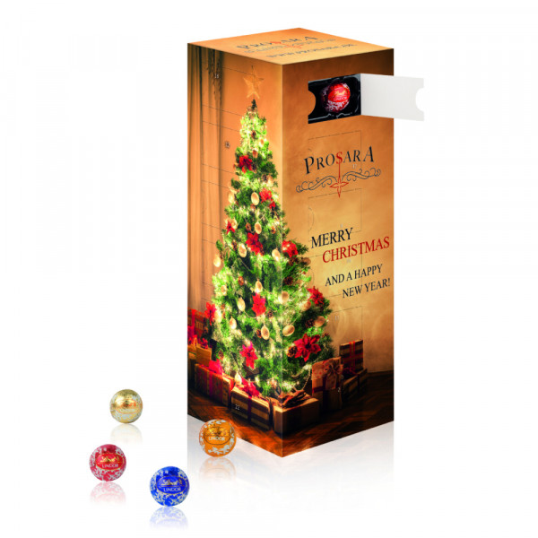 Advent Kalender Lindt