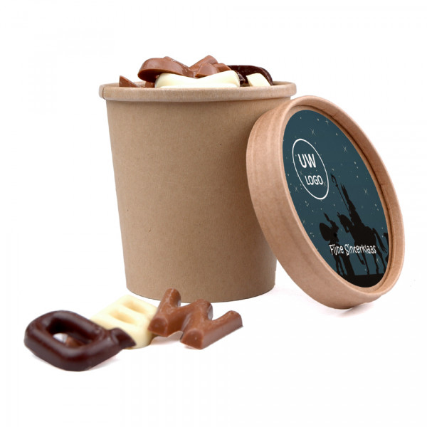 Bio Snoepbeker 200gram Chocoladelettertjes 3 Copy